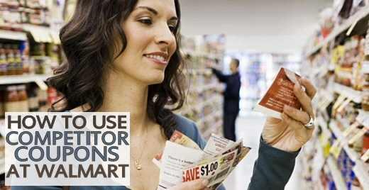 Walmart Competitor Coupon
