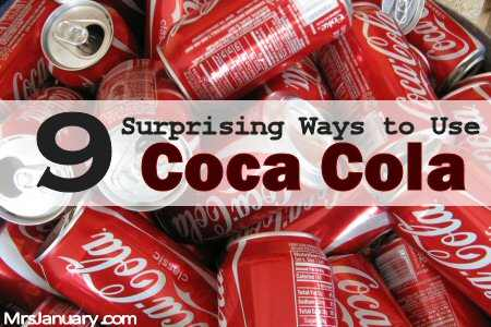 Ways to Use Coke
