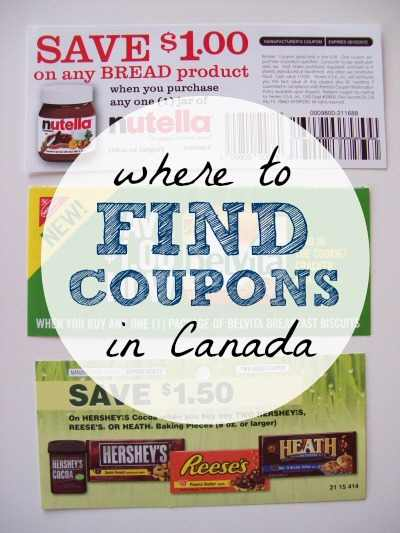 Where to Find Tear Pad Coupons