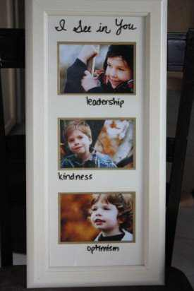 Write on Frames DIY