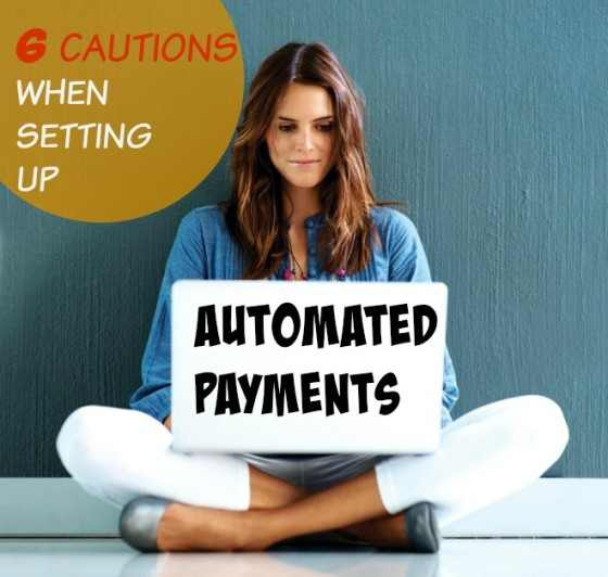 automated bill payments