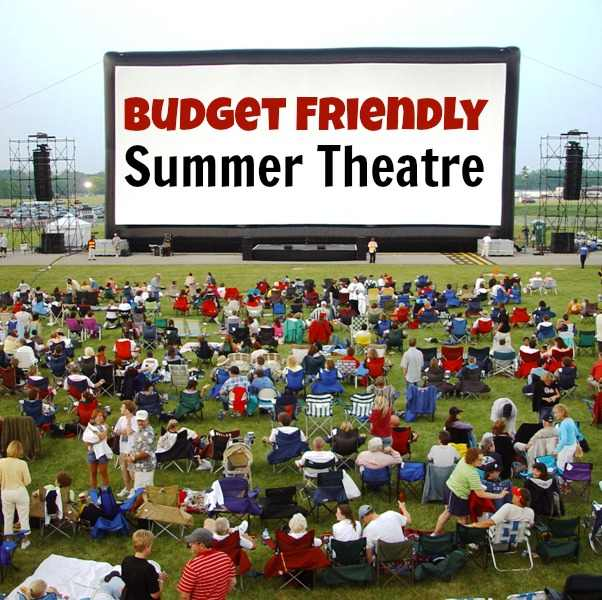 budget friendly theater