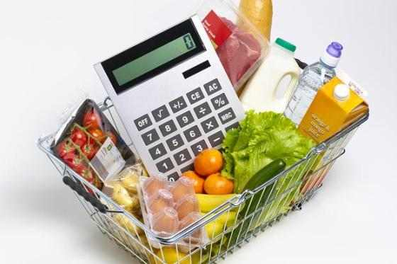 calculator groceries