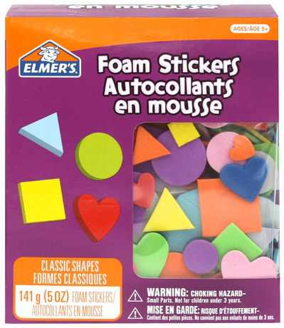 foam stickers