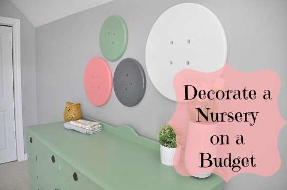 nursery button title