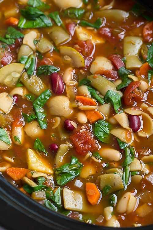 olive garden minestrone