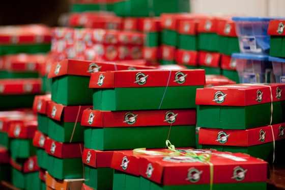 samaritans show boxes