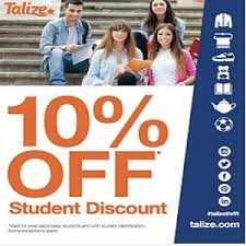 talize student