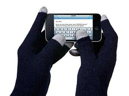 touch screen gloves