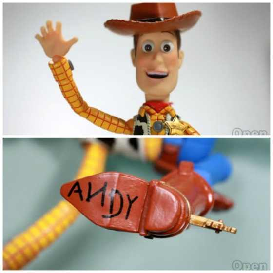 toy story collage