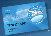 Air Miles rewards