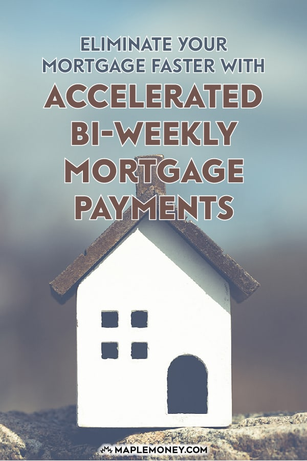 One of the simplest ways to reduce the total interest you pay is to split your mortgage payment in half with accelerated bi-weekly mortgage payments.