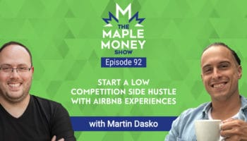 Start a Low Competition Side Hustle with Airbnb Experiences, with Martin Dasko