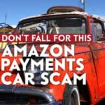 Phishing scams make you think you're paying through services like Amazon Payments or PayPal. Here's how I almost got take by an Amazon Payments scam.