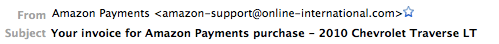 amazon payments email address