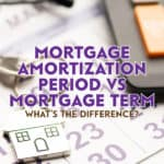 Knowing the difference between amortization period and term how each one can affect your borrowing costs and mortgage flexibility will save you a lot of money.
