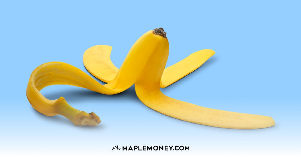 15 Bizarre Uses for Banana Peels