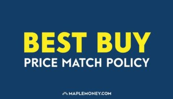 Best Buy – Price Match Policy