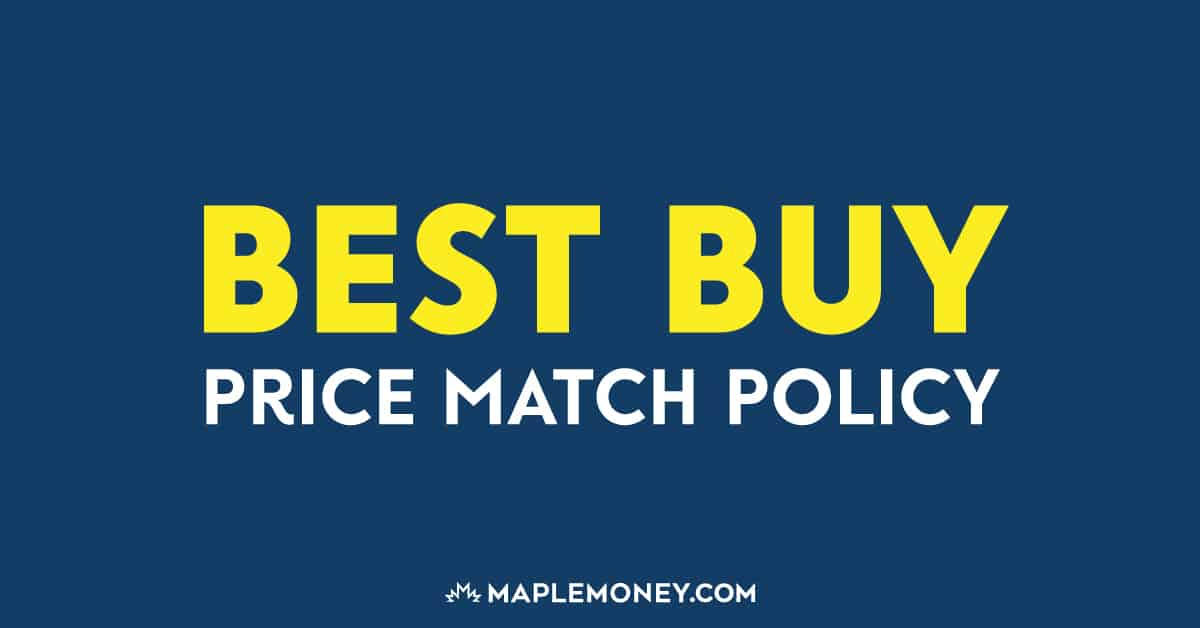 Here's the price match policy for Best Buy for more effective price matching that will allow you to generate more savings!