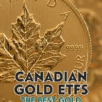 When the stock market is falling, investors rush towards gold. There are several ways Canadians can invest in gold, one of them being gold ETFs.