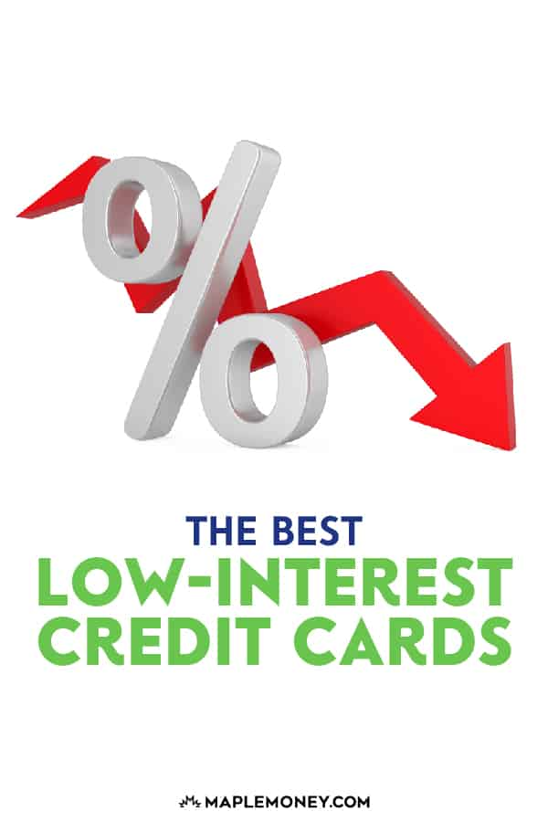 If you regularly carry a balance, you need a low interest rate credit card. Here are some of the best low interest credit cards available in Canada.