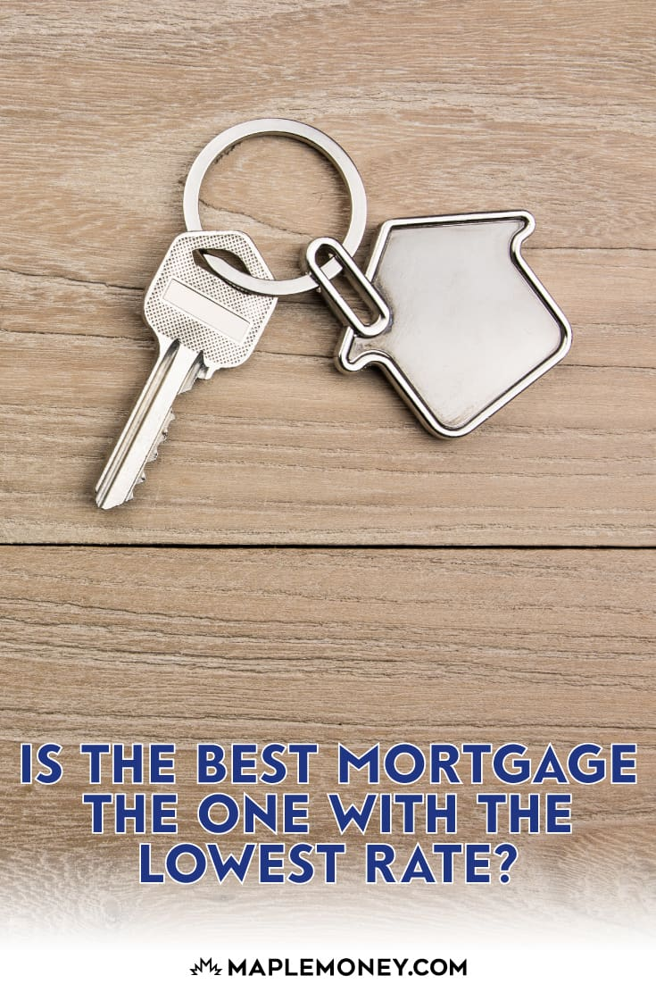 Is the Best Mortgage the One With the Lowest Rate?