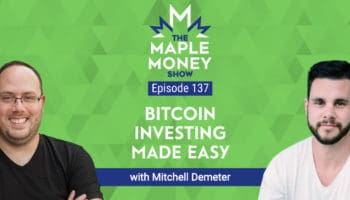 Bitcoin Investing Made Easy, with Mitchell Demeter