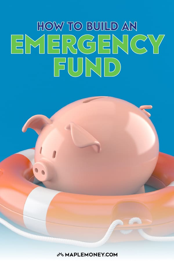 So you've paid off all your debt and want to start to build your savings and investments? The first thing you do is build an emergency fund, here's how.