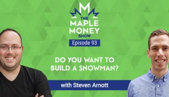 Do You Want to Build A Snowman?, with Steven Arnott