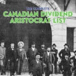 The Canadian Dividend Aristocrats Index makes it easy to hold the highest quality dividend companies that Canada can offer.