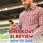 Checkout 51 is a must-try and easy-to-use rebate app. Let's take a look at how it works in 5 steps.