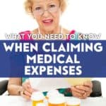 There are rules to claiming medical expenses, but with planning there are ways to maximize your claim. Read to understand how to claim your medical expenses.