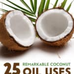If you don't have a jar of coconut oil in your home, head out and pick one up now! You are missing out on some good stuff.