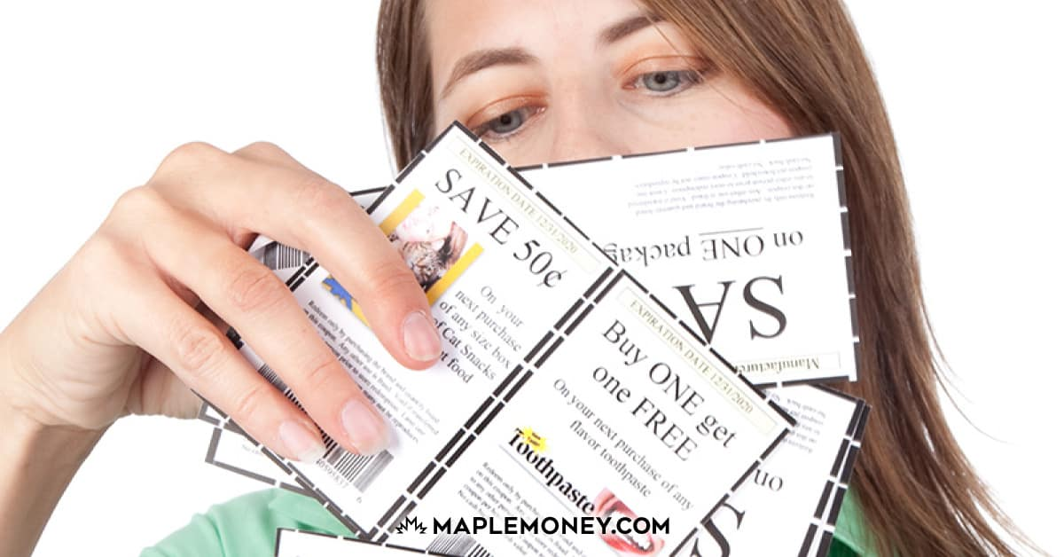 10 Signs You May be a Coupon Addict