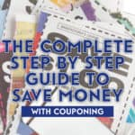 You can save thousands of dollars per year with couponing without spending a ton of time wading through useless websites or flyers.