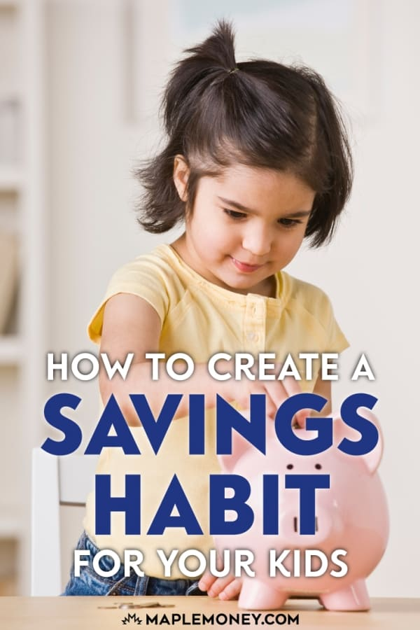 Teaching kids to wait for something they want is a crucial component of them becoming effective savers. Here's how to create a savings habit for your kids.