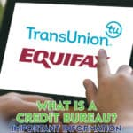 The information that credit bureaus provide to lenders helps to determine mortgage rates, lending amounts, and credit card approvals.