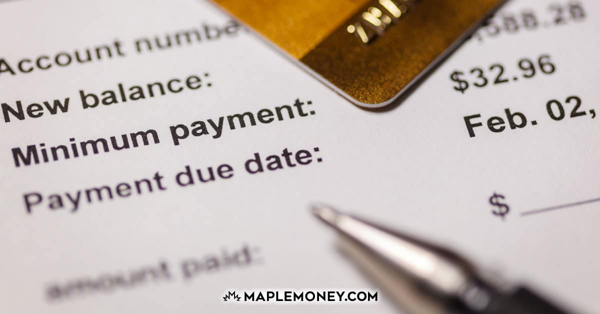 What's Wrong With Only Making Your Credit Card Minimum Payment?