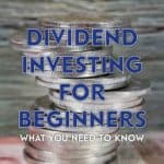 Dividend Investing gives you tax efficient source of passive cash flow that grows over time and encourages buy and hold (paying an investor to do nothing).