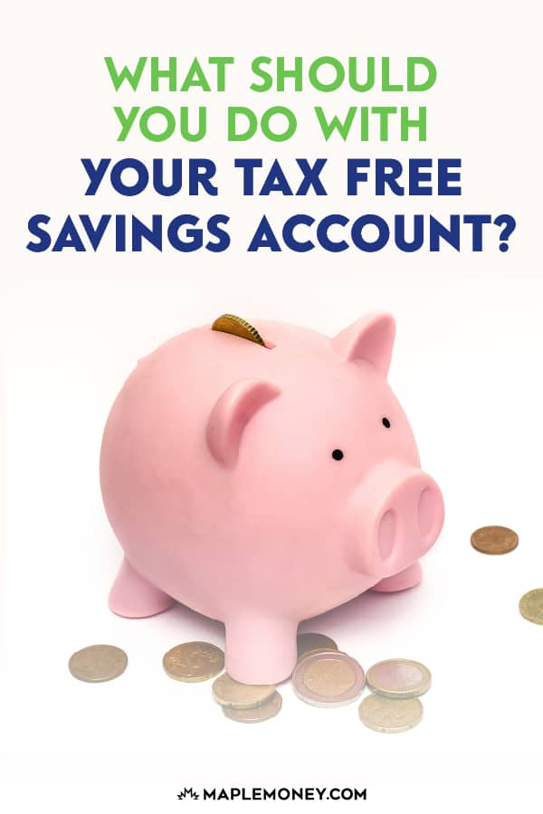 The Tax Free Savings Account is a government program that allows your investments to grow tax free, with no tax owed when you withdraw from your TFSA.