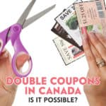 Although double coupons are a fun and exciting way to save money on groceries, don't rely on these special coupon doubling events alone to save money.