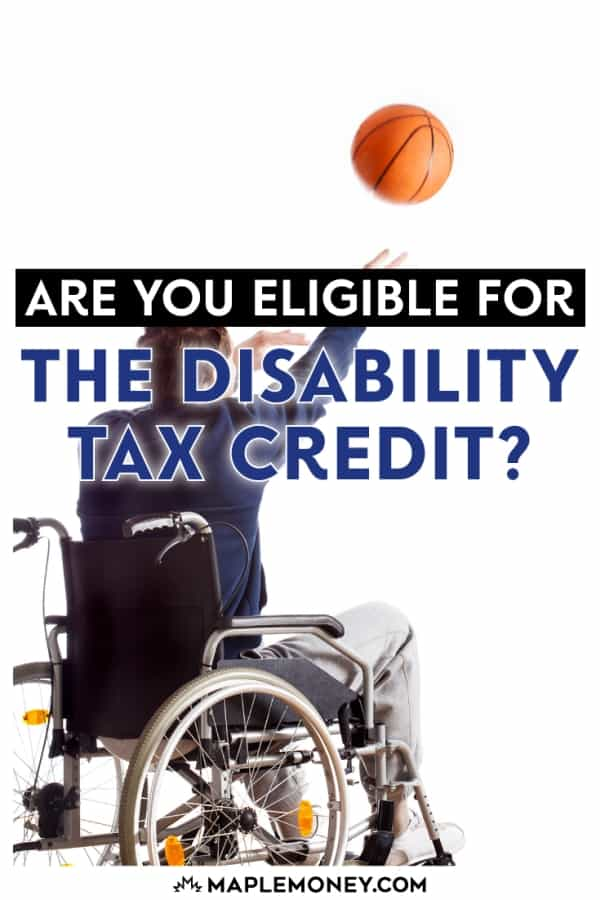 The Disability Tax Credit is designed to reduce the amount of income tax you pay as someone who is disabled, or as someone who cares for a disabled person.
