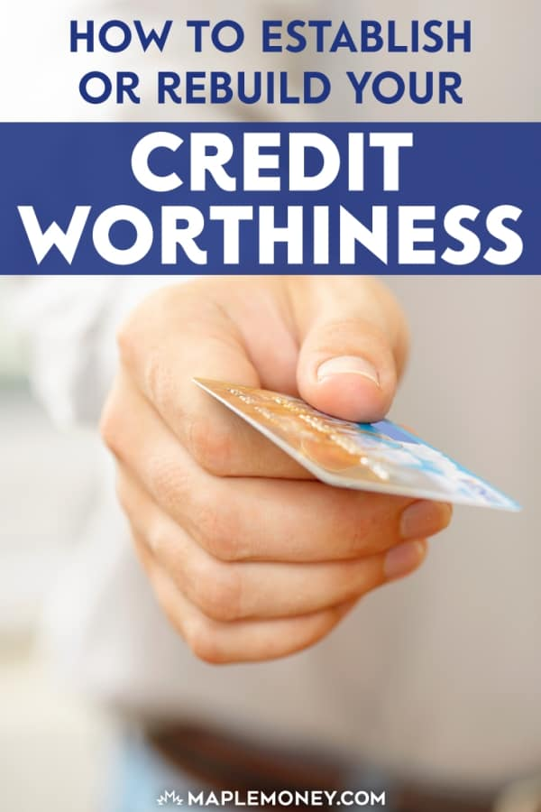 Do you have bad credit or no credit and no one will give you credit? The good news is that there are steps you can take to build or rebuild your credit file.