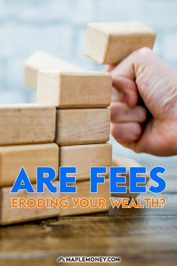 It's easy to overlook fees, but fees can have an impact on your finances. Over time fees can add up, eroding your wealth, resulting in missed opportunities.