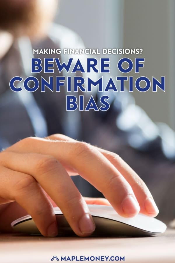 Confirmation bias is the tendency to reject reliable information in favor of information that confirms our personal thoughts and feelings.