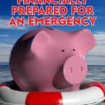 While it may be difficult to think about, emergency preparedness can be crucial in rebuilding your finances or providing your family peace of mind.