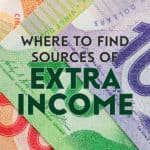 When you've reached the point where you can't cut expenses anymore, the next step to saving more could be to look for other sources of extra income.