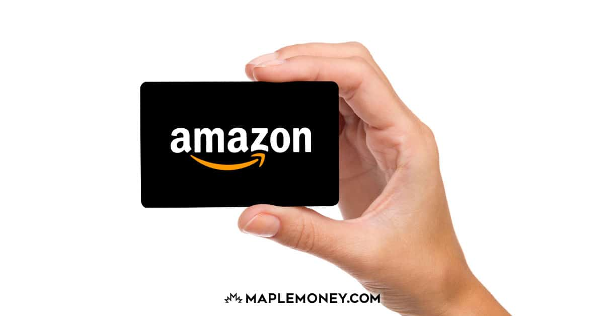 24 Ways to Get Free Amazon Gift Cards in Canada