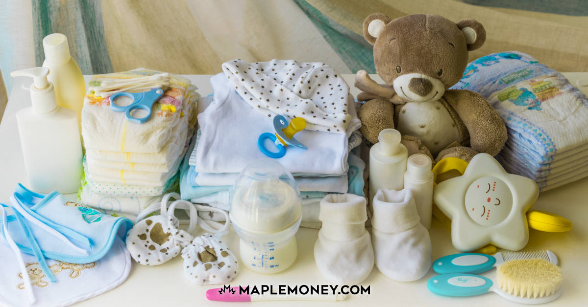 The Best Baby Freebies for Canadians