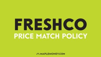 Freshco Canada – Price Match Policy